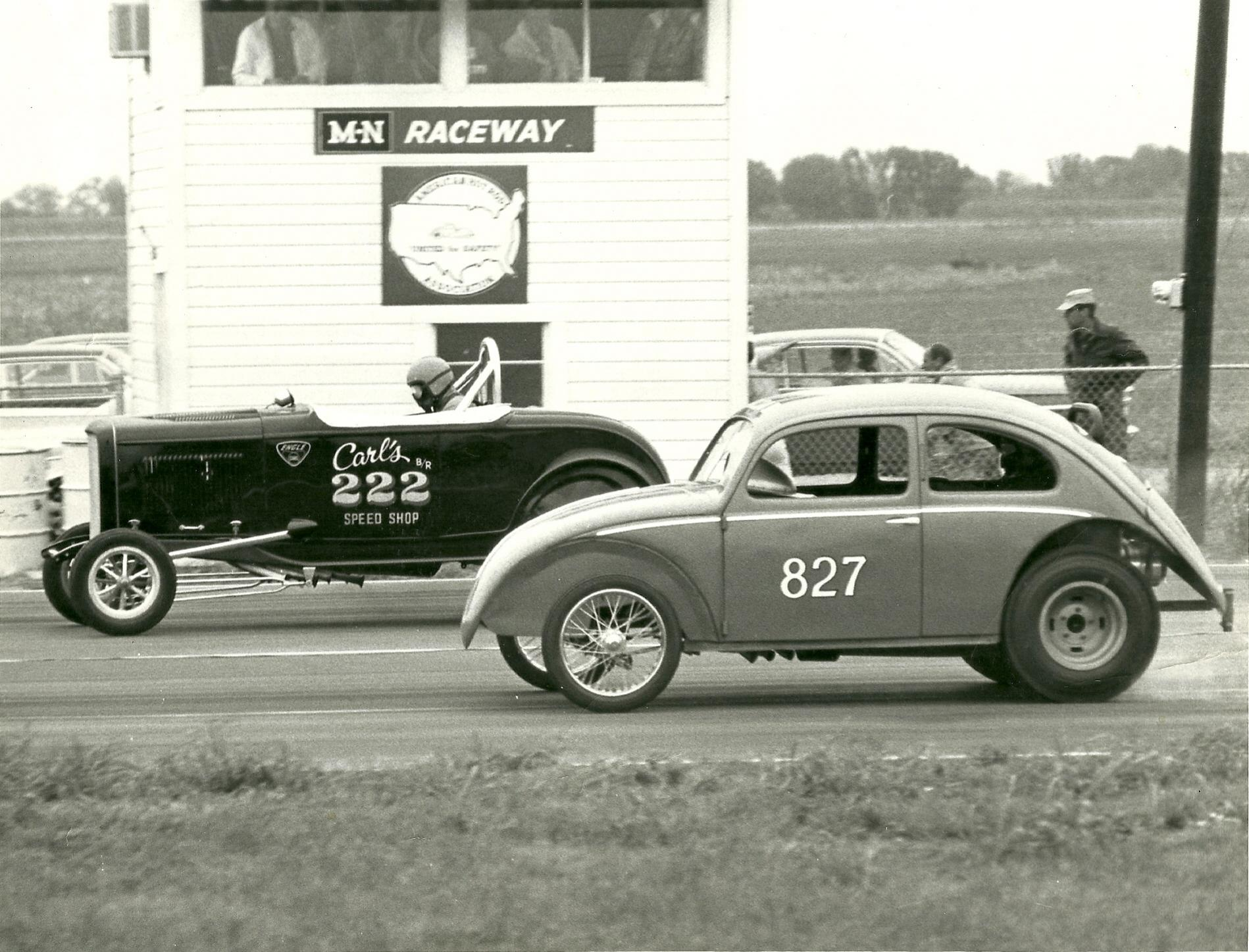 History - The very first ever fiberglass 1932 ford roadster