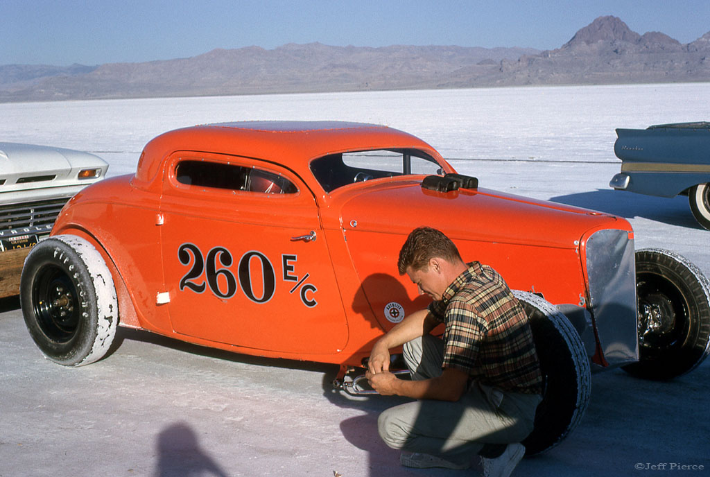 Jerry Kugel - 1963 Bonneville Salt Flats 46.jpg