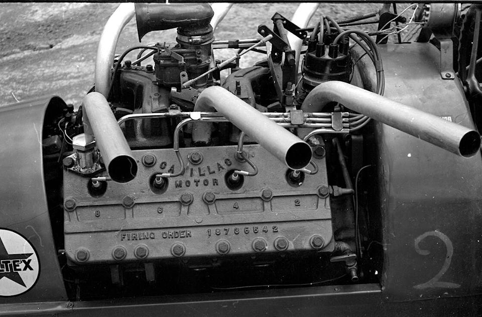 Jim Drysdale's flathead Cadillac powered 'Hillbilly'..jpg