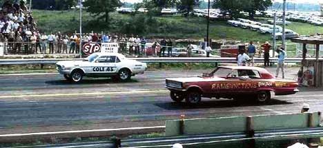 Joe Davis Colt .45 vs. Gene Snow Rambunctious @ Tulsa '66.jpg