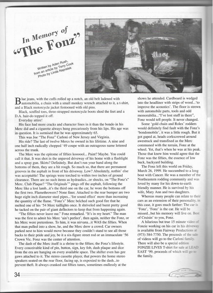 Joe The Fonz Carloni Memorial MaJu SL 1999 p34.png