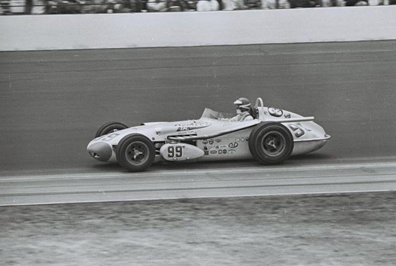 Johnny White 1964.jpg