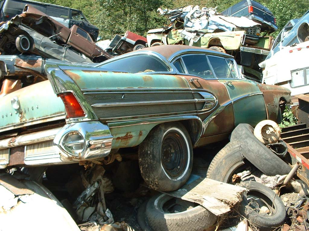 History - Old Time Junk Yard Photos PIX 1920 to 1970 | Page 48 | The ...