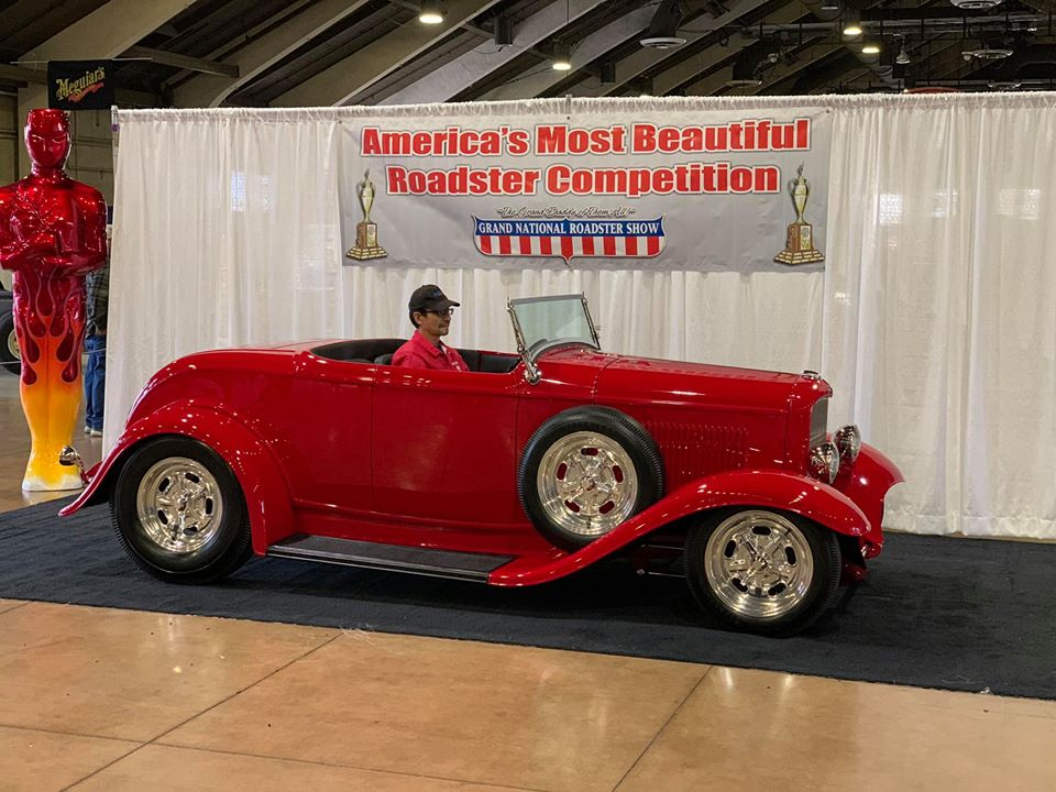 Ken Katashio's 1932 Ford Roadster (from Japan).jpg