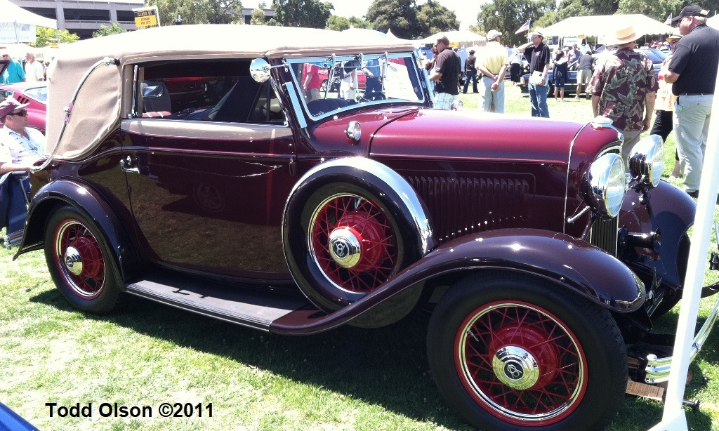 Ken Tibbot's 1932 Ford V8 Convertible Victoria with coachwork by Drauz (2).jpg