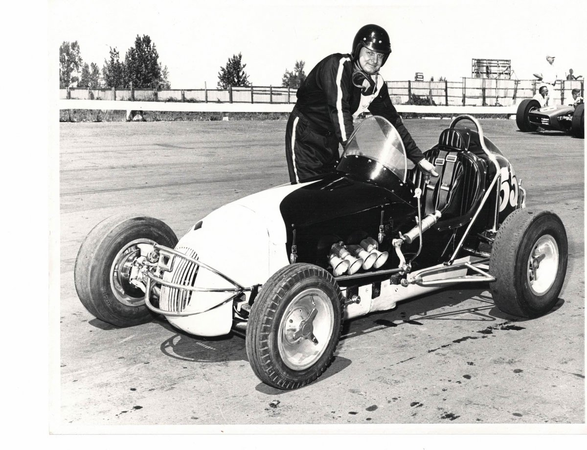 Kenny and the #55 car.jpg
