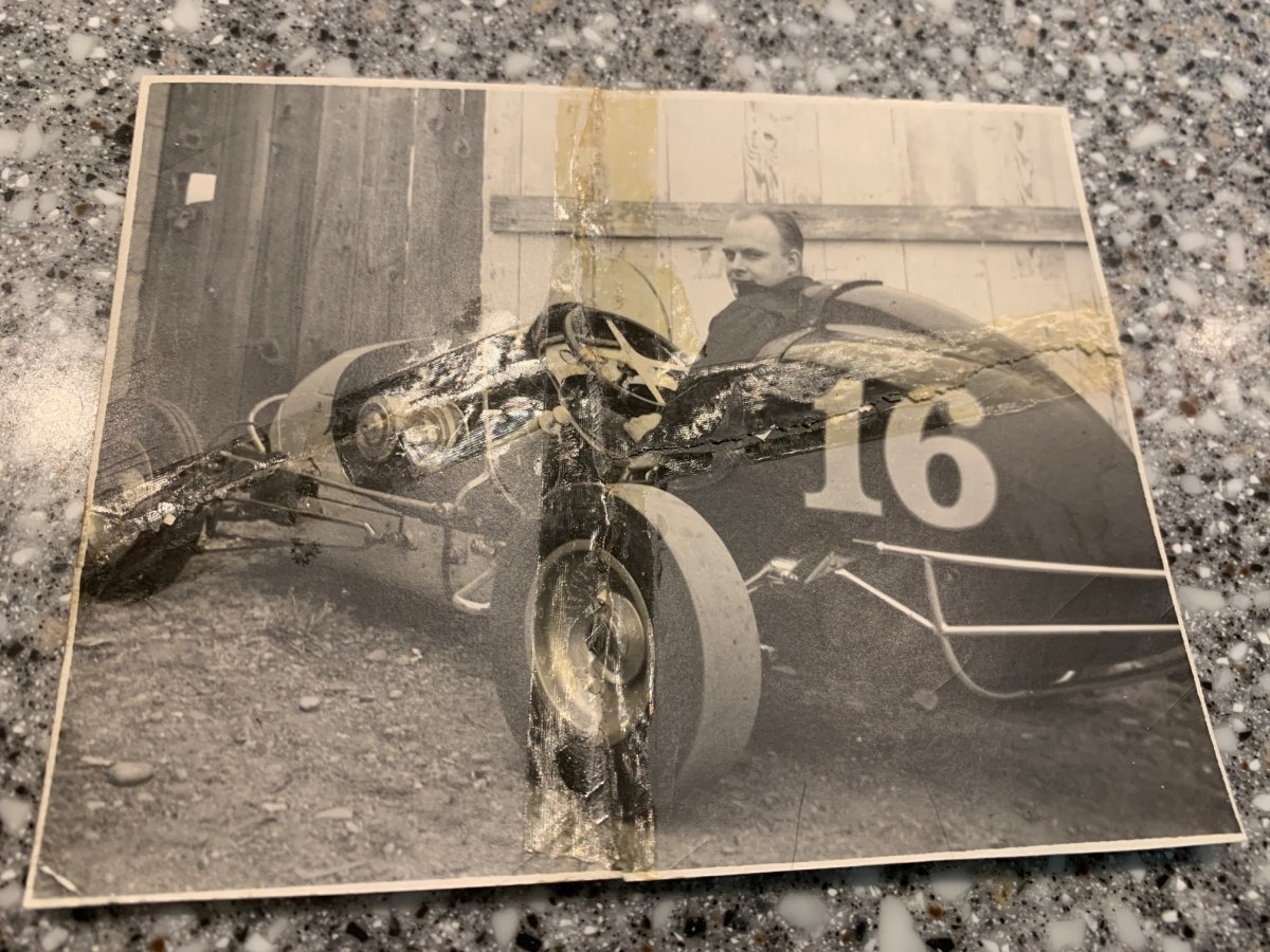 Kenny in the #16 in 1953 before it became the #55.jpeg