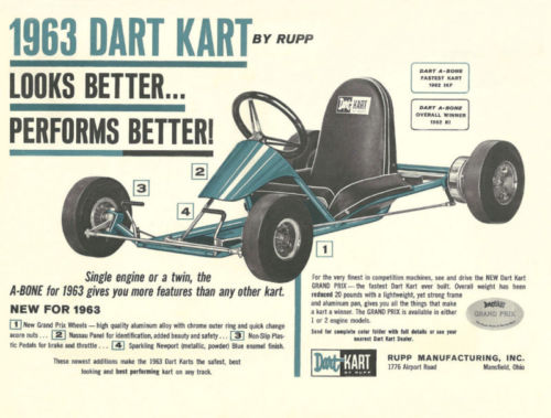 Vintage go karts page 12 the h a m b for Go kart interieur quebec