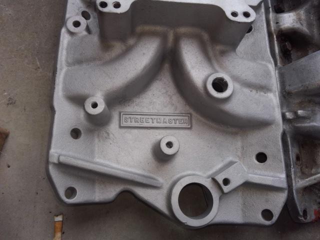 Edelbrock SBC Aluminum Intakes 265 283 327   The H A M B