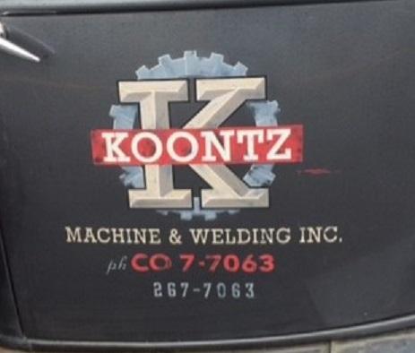 Koontz Truck Door.jpg