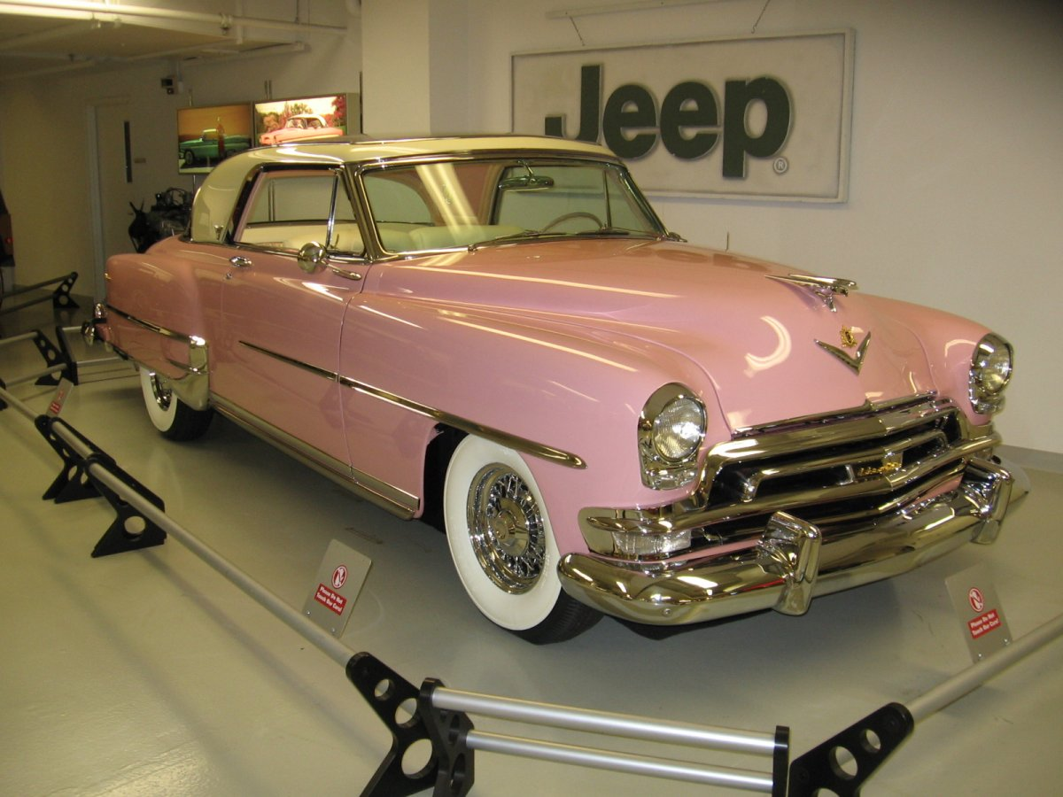 History 1954 Chrysler Concept Car The Hamb New Yorker Deluxe Newport La Comtesse Wpc Museum 1