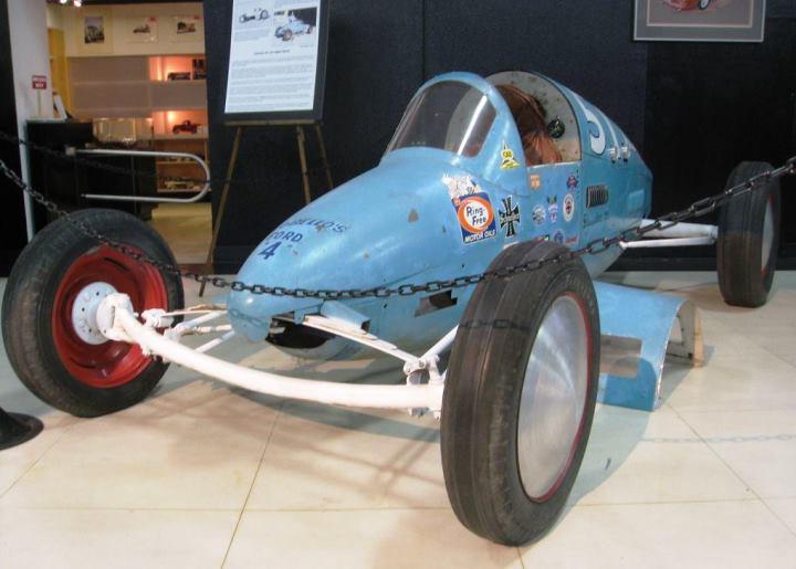 Lady Bug @ San Diego Auto Museum - January 25, 2009 (by MR38).JPG