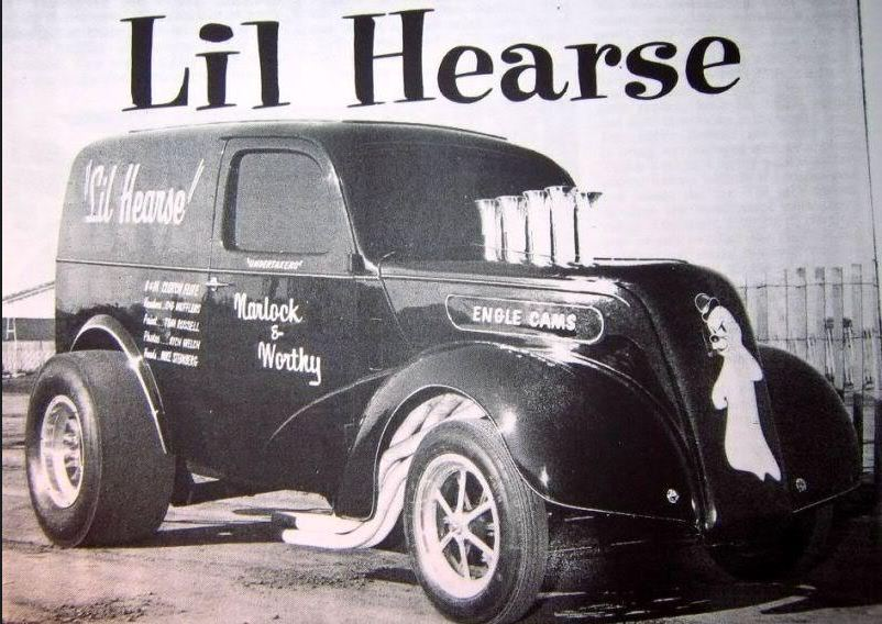lil hearse and thames.JPG