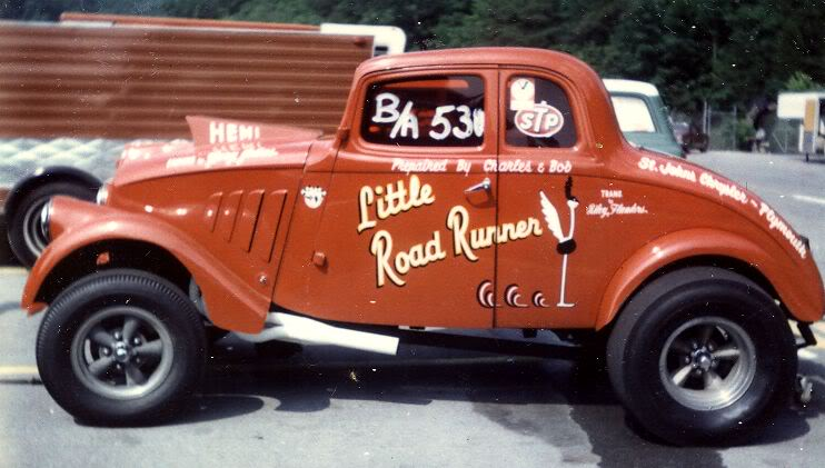 Little Road Runner BAltered Willys wonder if the HEMI came from one.jpg