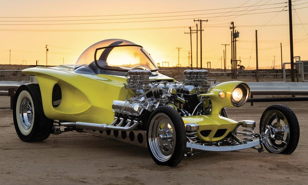 Lot #168 Recreation of Ed Roth's '62 Mysterion.JPG