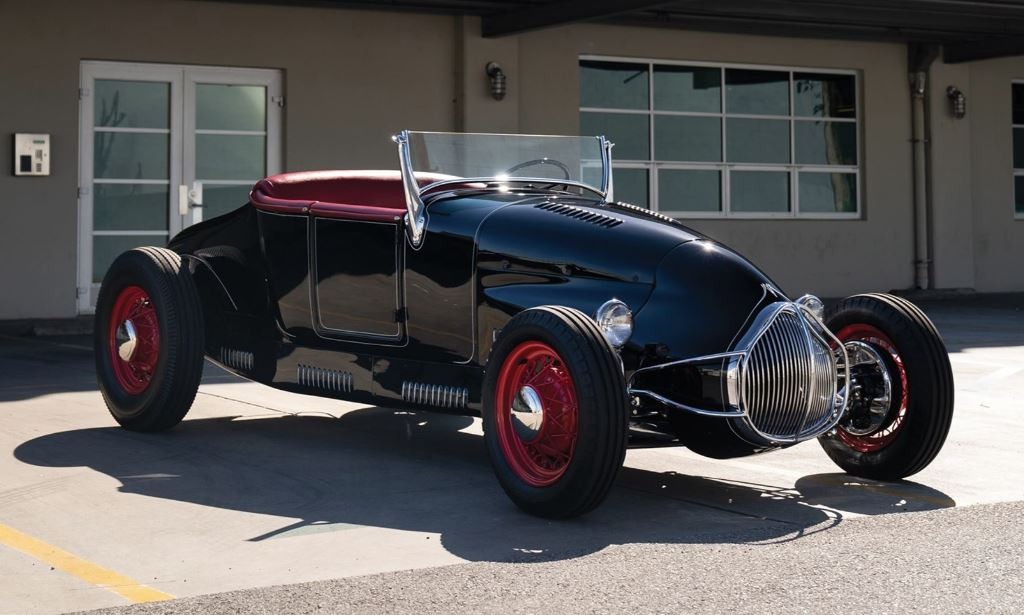 Lot #171 Jack Thompson's '27 Ford T Track T.JPG