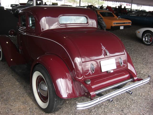Lou Bingham Coupe @ R&S Auction Scottsdale Jan 2010 - Rear (by Al Liebmann).jpg