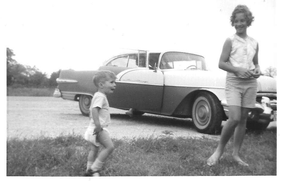 Me, Yvonne at Grannys.jpg
