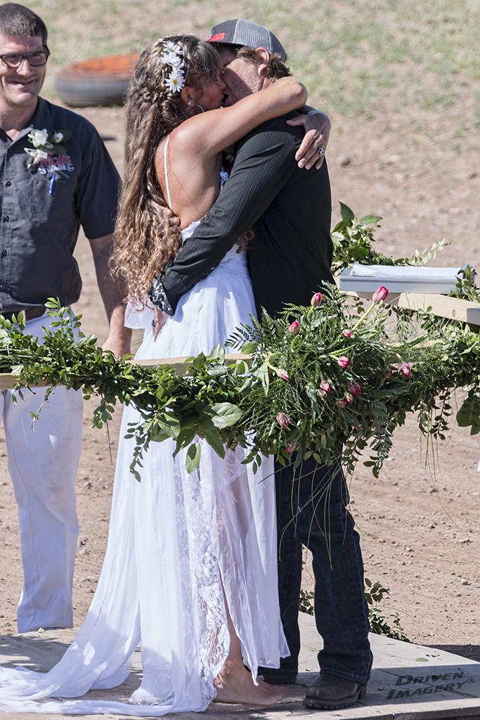 Mike & Amy's Wedding - The Kiss.jpg