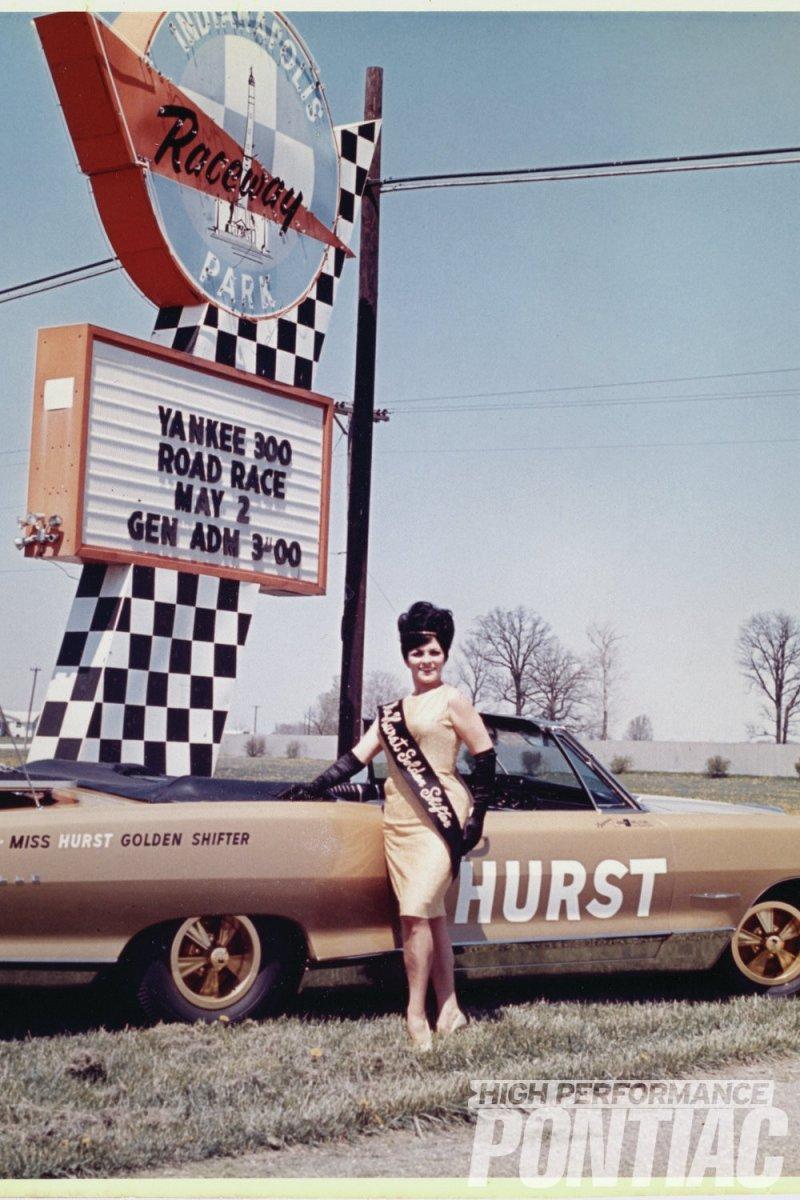 Miss Hurst Golden Shifter Pat Perky Patty Flannery..jpg