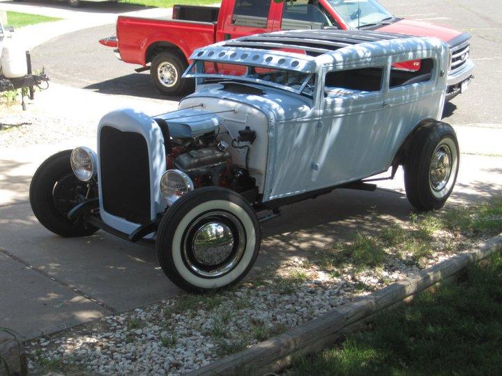 1930 ford tudor hot rod sedan the h a m b. Black Bedroom Furniture Sets. Home Design Ideas