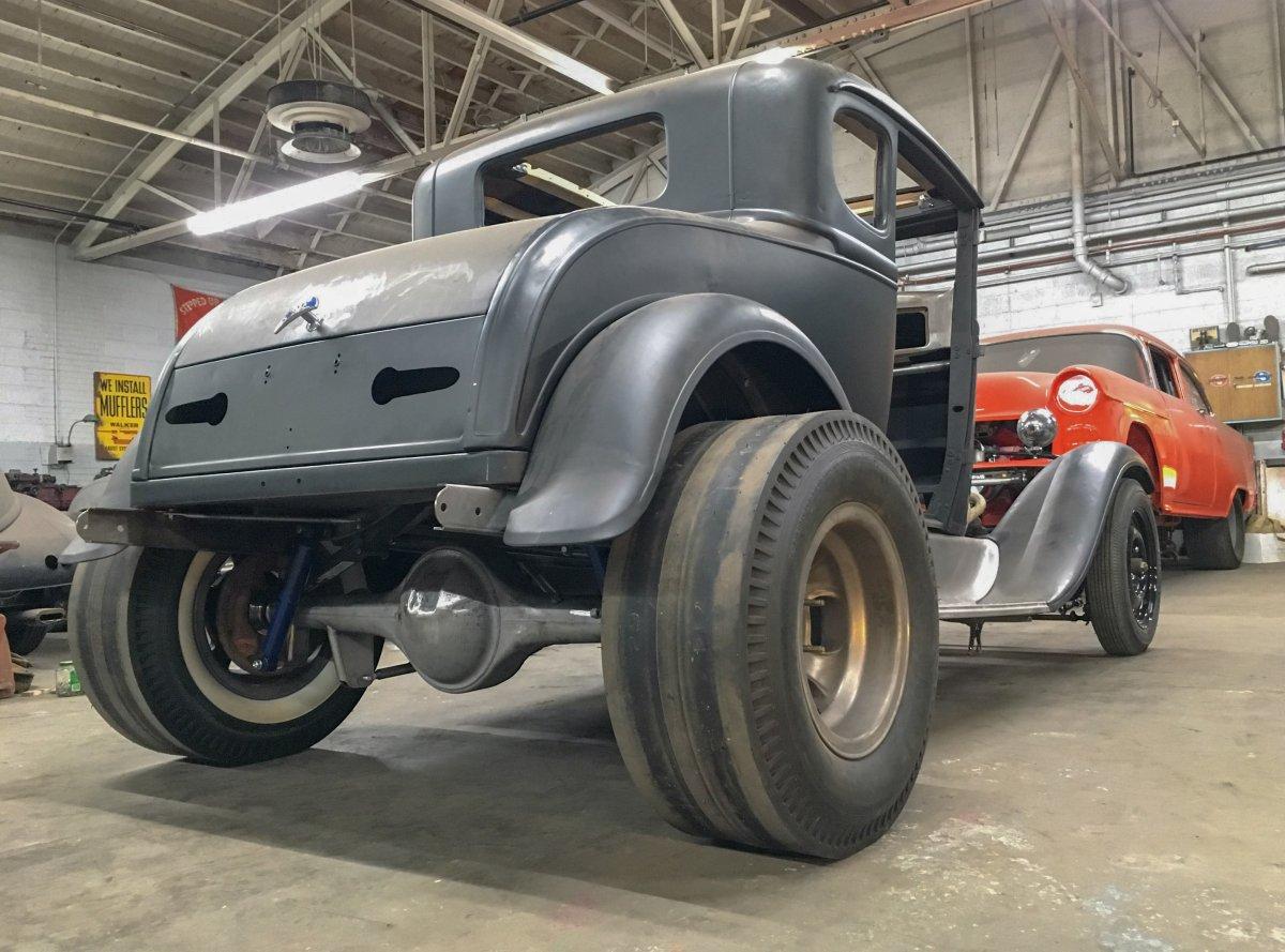 Model A Coupe Roller  Full Fendered with rear frame horns.jpg