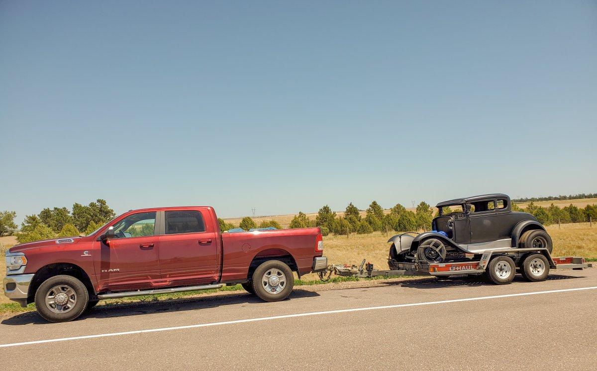 Model A Hot Rod Coupe  Coming Back Home in Nebraska.jpg