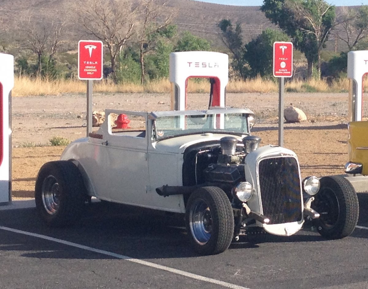 1930 Model A Sport Coupe. Reduced price!!! $16500 | The H.A.M.B.