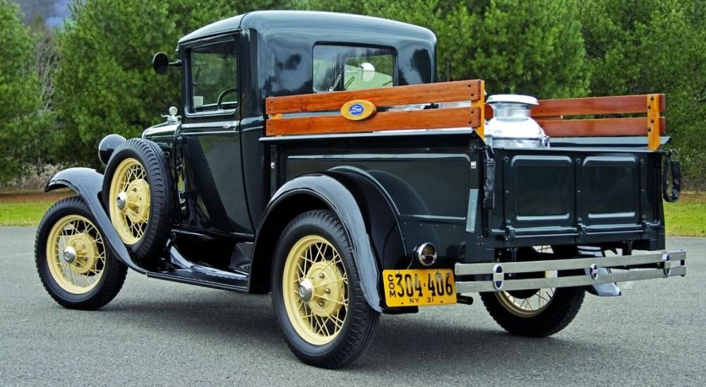 Technical - Is it possible to use a 1931 Model A Wide Bed on a ...