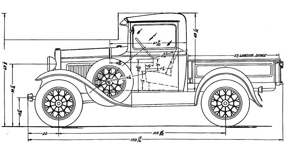 ford model a dimensions free download  u2022 oasis