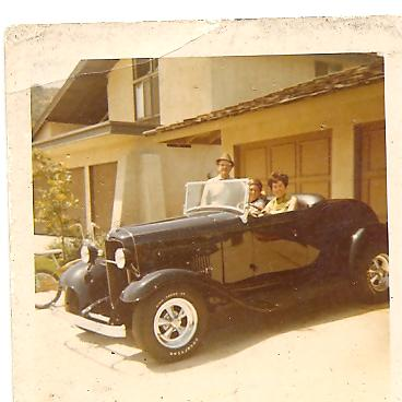 MOM in my roadster 1970.jpg