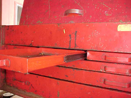 Hot Rods Snap On Tool Box Drawers Remove The H A M B