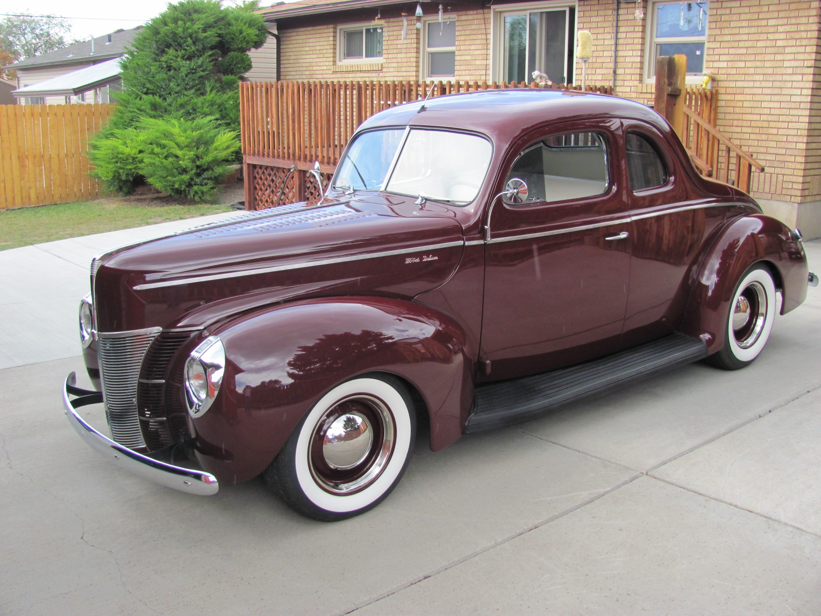 Car Paint Colors >> Technical - Best 39/40 Ford Deluxe Colors | The H.A.M.B.