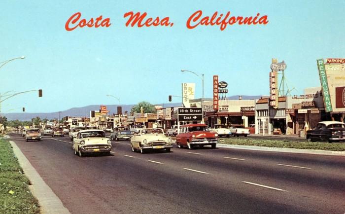 Gay Speed Dating Costa Mesa