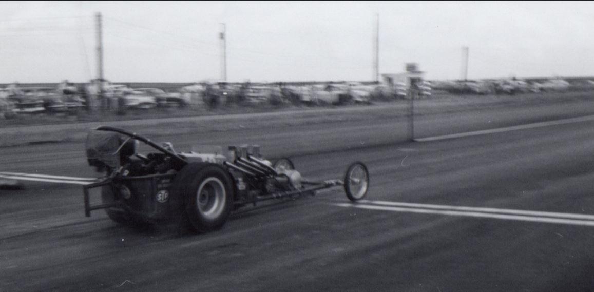 O.B. Barrett at Wichita Falls Dragway..JPG