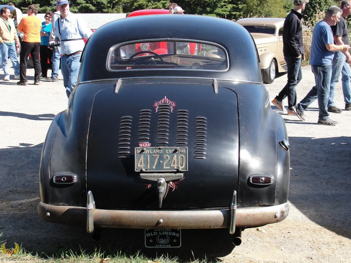 1941 Chevy Special Deluxe Trade Only | The H.A.M.B.