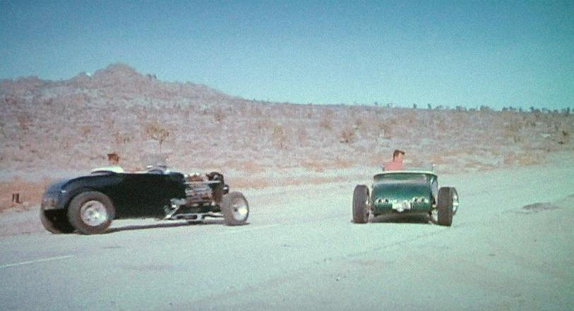 Old Rod\'s \'29 Roadster in Hot Rods To Hell (Still #4).JPG
