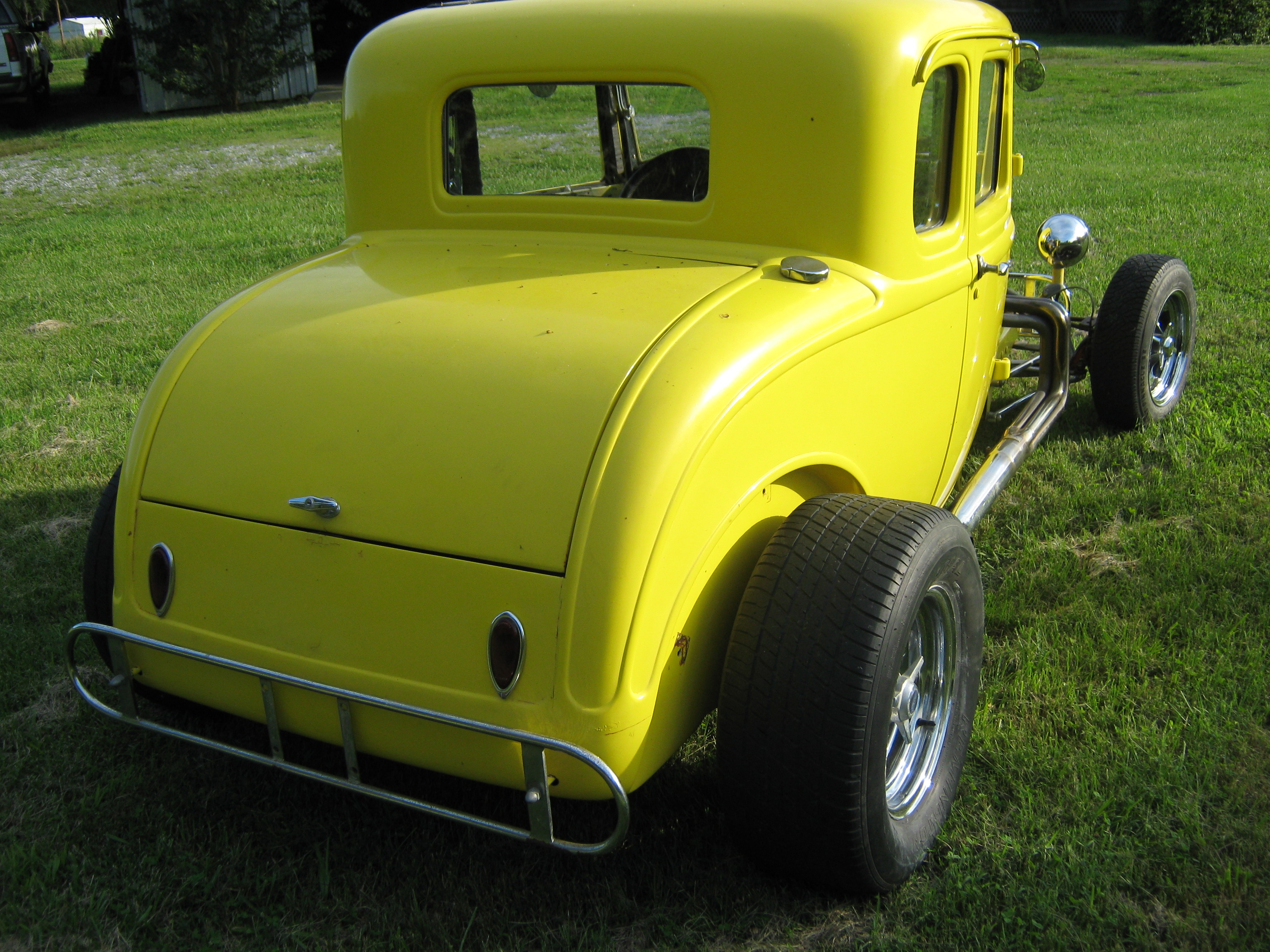 1932 Ford 5 window coupe | The H.A.M.B.
