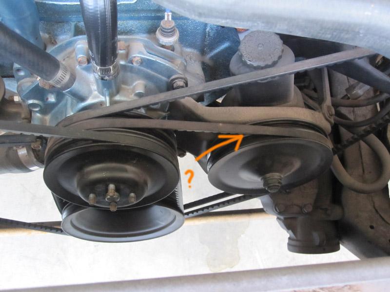 Technical Need Help Installing Power Steering Pump Alt On A 72. Motor Mount Bolt Olds Pump. Wiring. 455 Olds Engine Belt Diagram At Scoala.co