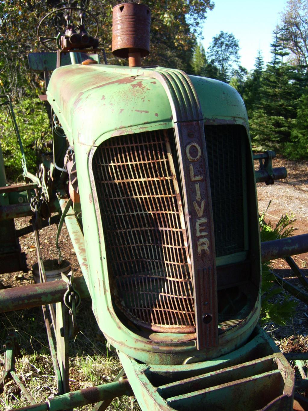 OLIVER Tractor @ an Apple Hill Cmas Tree Farm.jpg