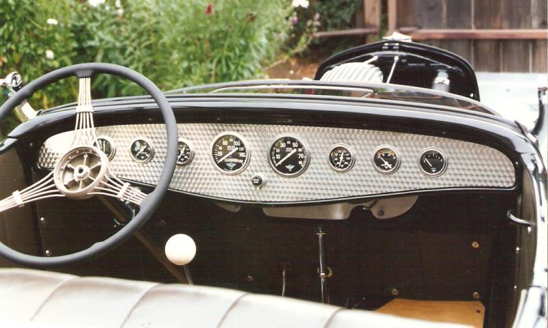 Our old Deuce Roadster - Mike Russell - Dash.jpg