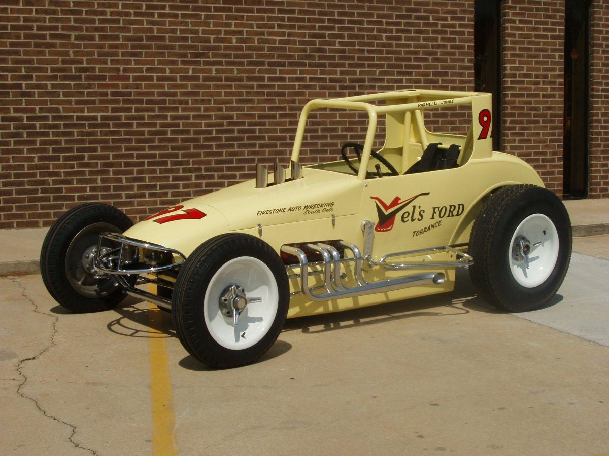 Dennis Frings Race Cars