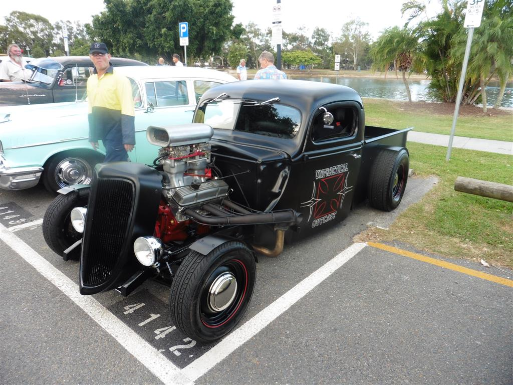 Event Coverage Billy Gibbons Zztop Show And Car Show The Hamb