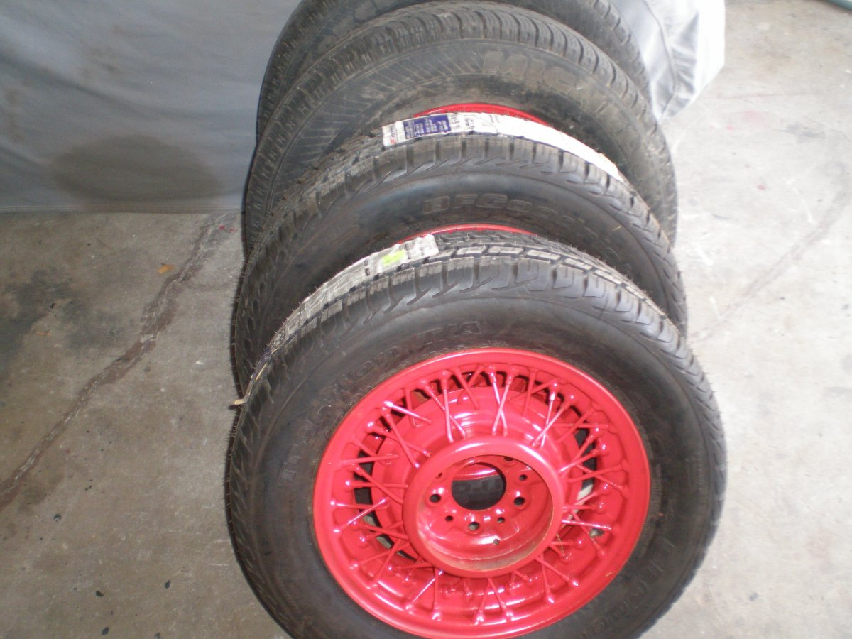 HOT ROD WIRE WHEELS | The H.A.M.B.