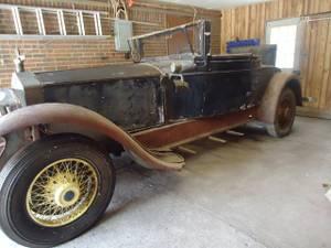 1926 Packard Holdbrook Convertible | The H A M B