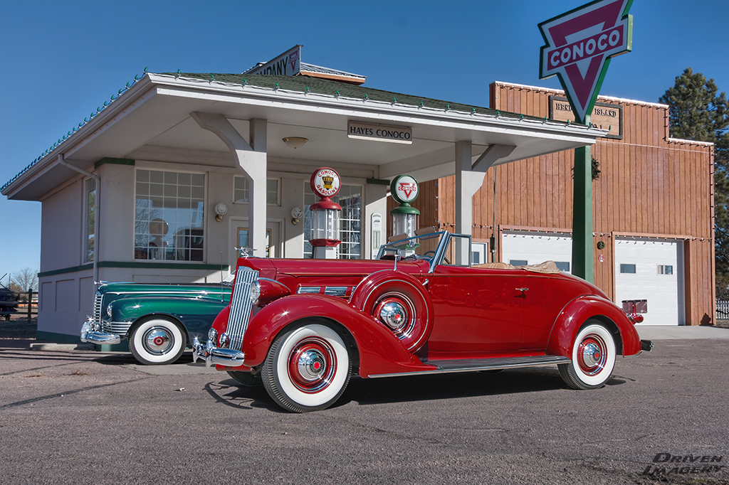 Packards at the Gas Station - R&G - Small.jpg