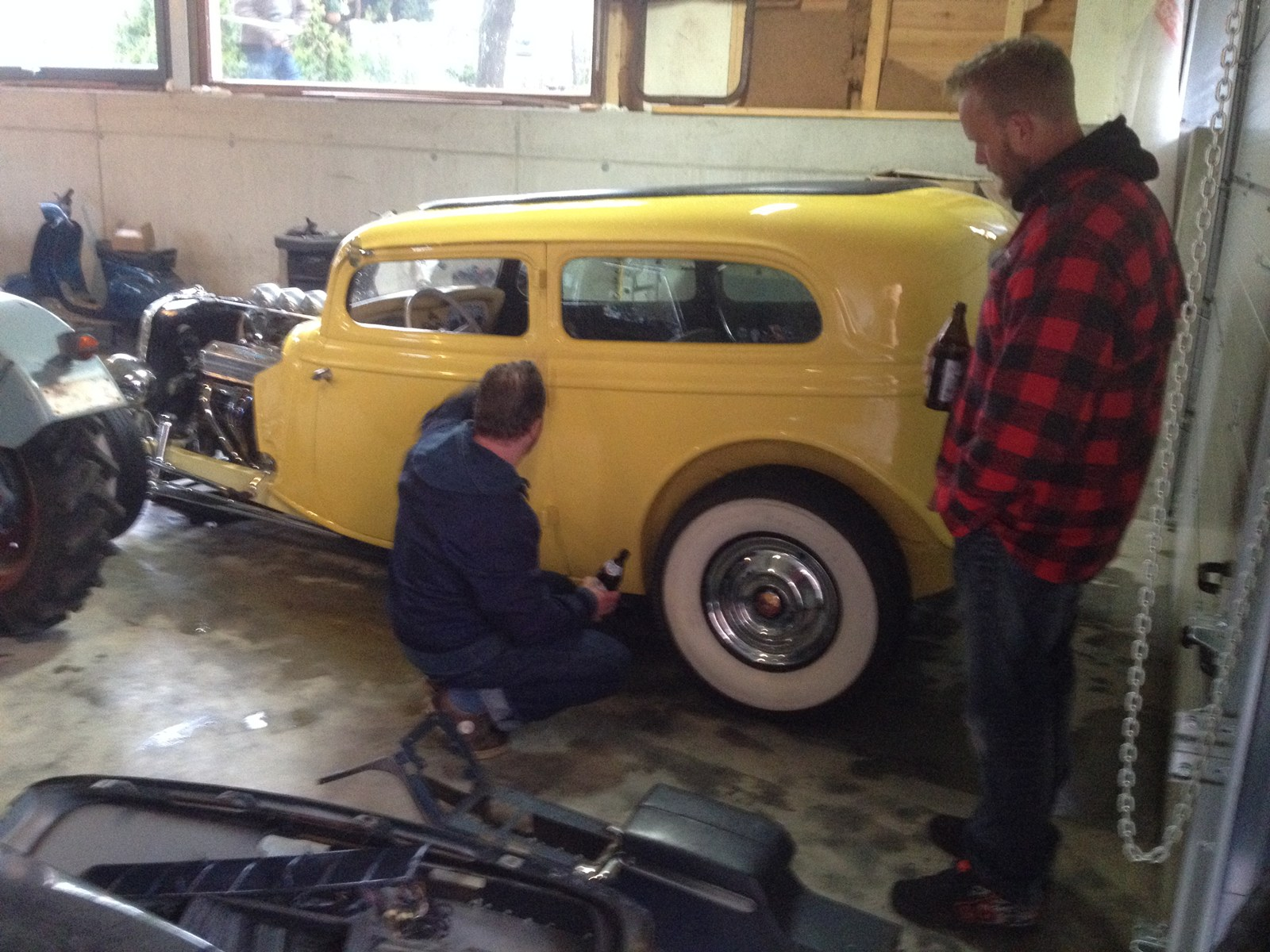 History 1934 ford bonneville style hot rod 5 23 18 for Garage ford bonneville