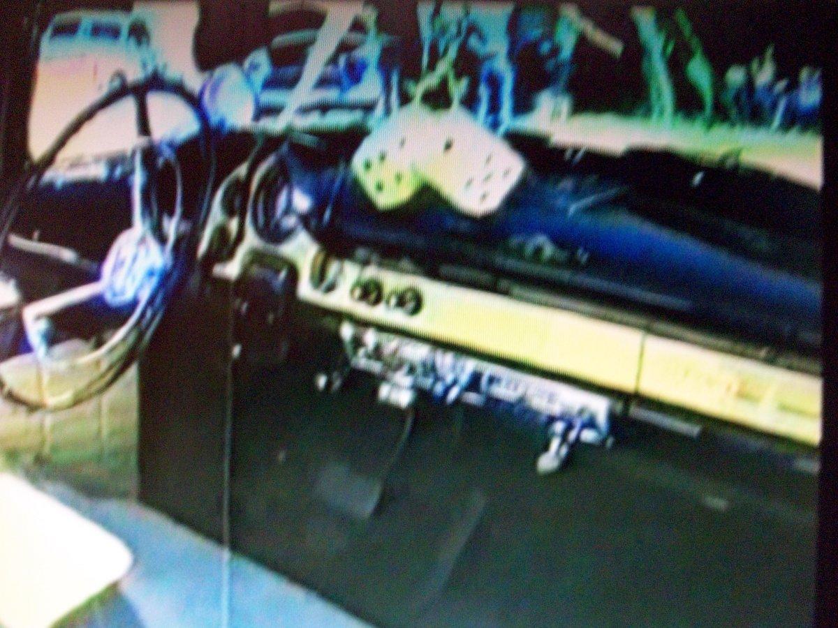Paul n Deanna Boucher 56 Ford vert g 90 LSS.JPG