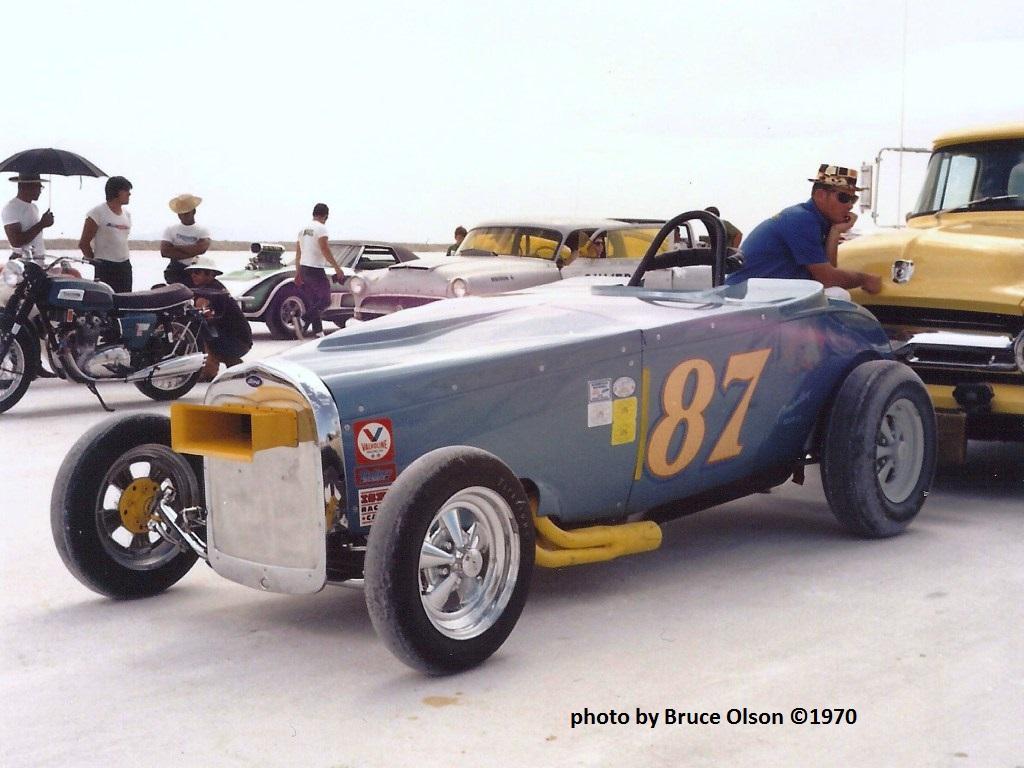 Peek Bros #187 Roadster @ Speed Week 1970.jpg