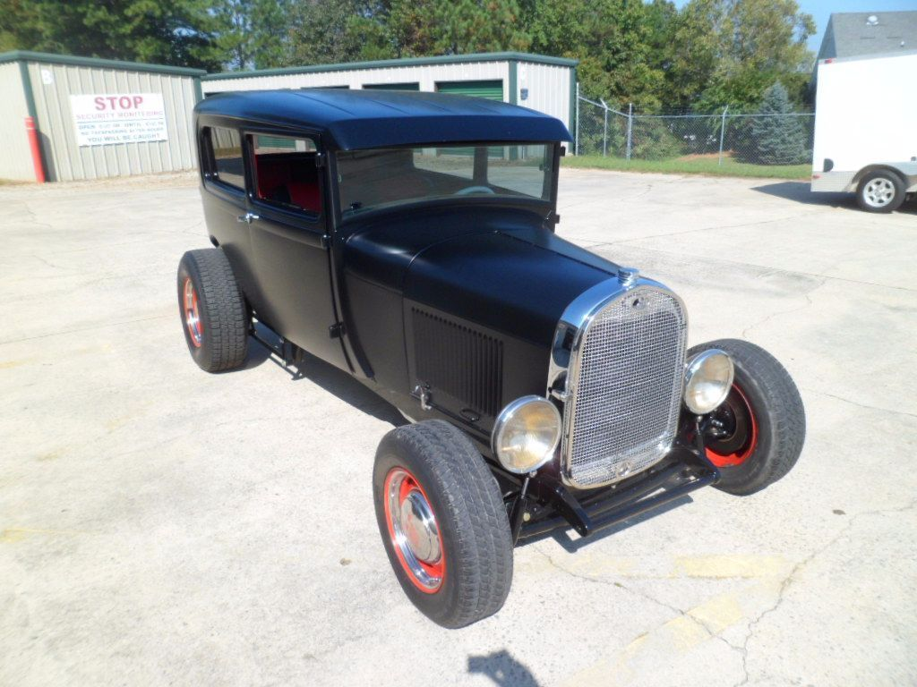 Perfect '28 front sheetmetal and grill shell.jpg